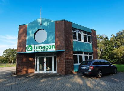 Lunecon Büros in Westerstede: Das Oktagon.