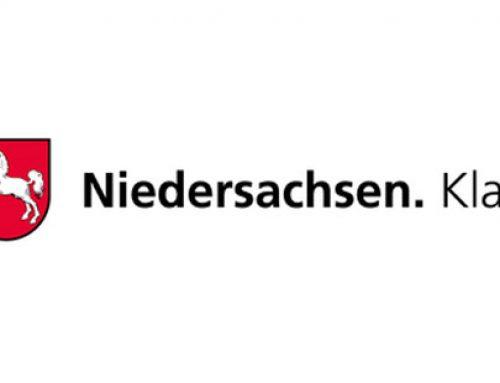 Förderung vom Land Niedersachsen!