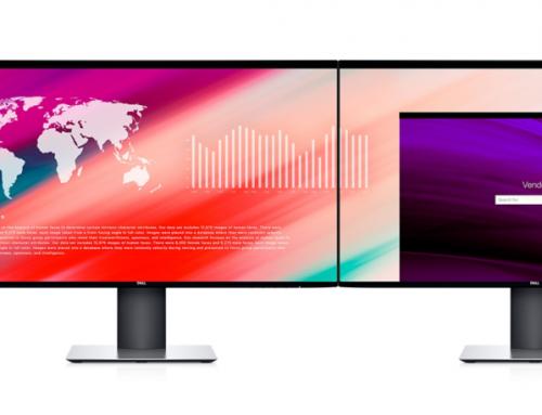 neuer DELL Monitor mit USB-C 3.1