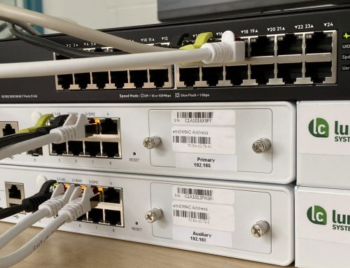 Sophos Firewall als Hochverfügbarkeitsverbund (HA)